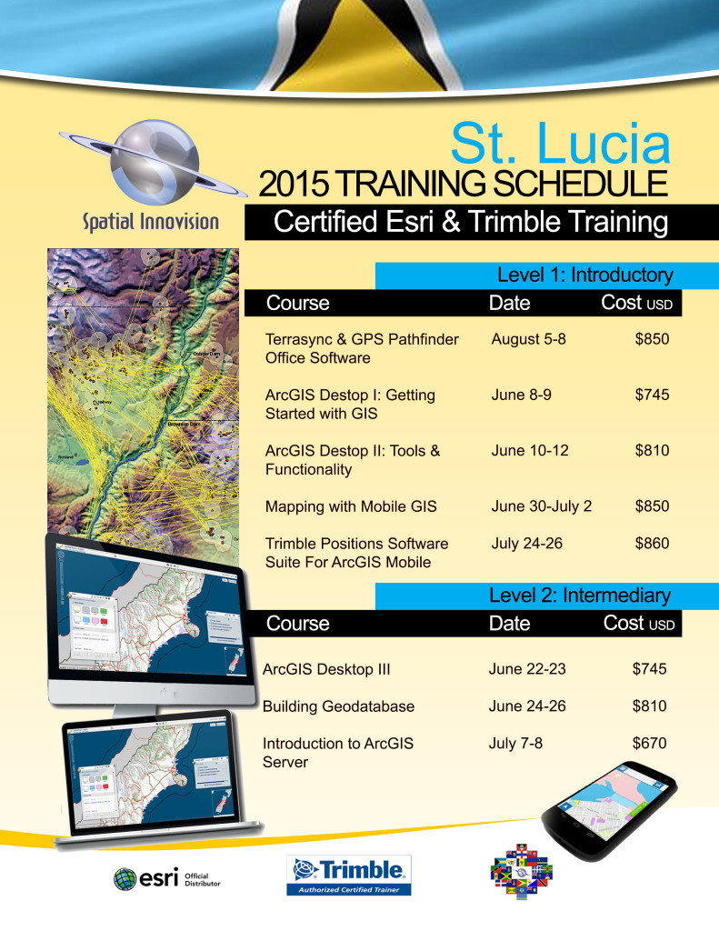 spatial flyer st lucia
