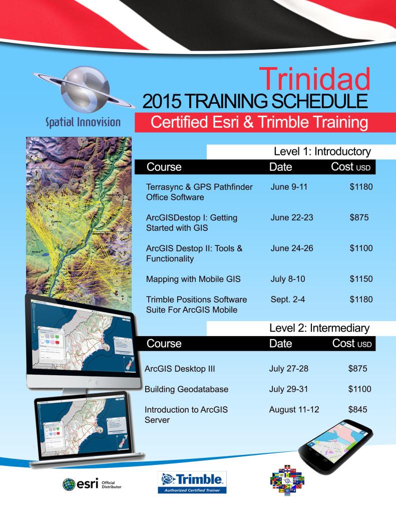 spatial flyer trinidad